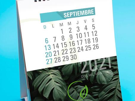 Consejos para la impresión de calendarios con Liagen Publicidad