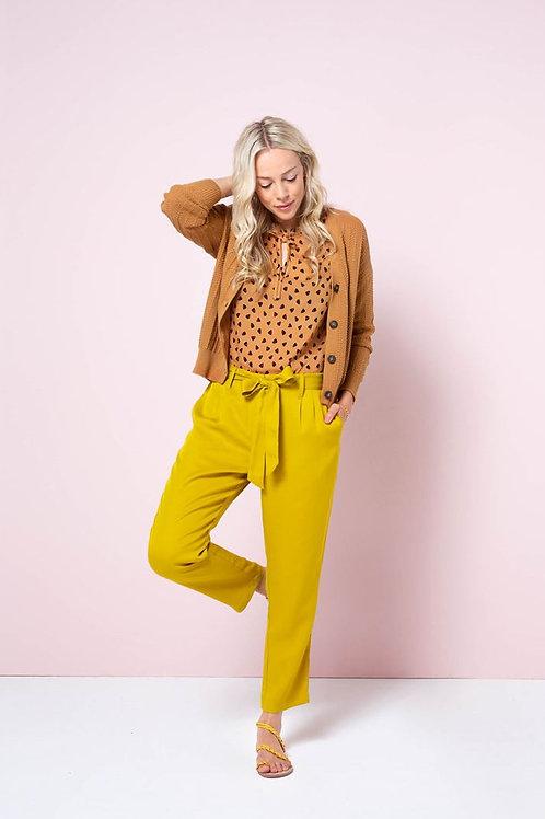 Hose von Zilch Farbe : Lime