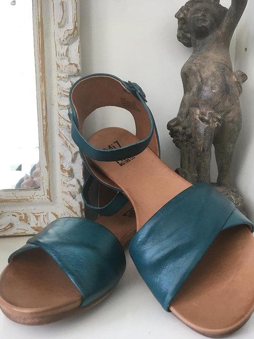 Sandalen Avon von Miz Mooz Farbe: Türkis