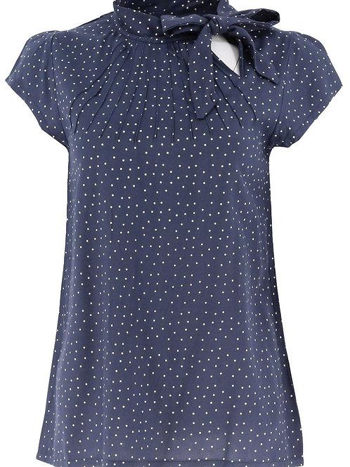 Bluse  Anna Pindot von Circus Farbe: Blue