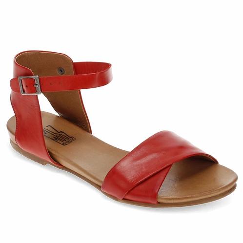 Sandalen Avon von Miz Mooz Farbe: Scarlet (Rot)