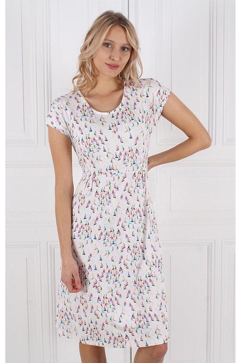 Kleid Casy - ivory von Sorgenfri