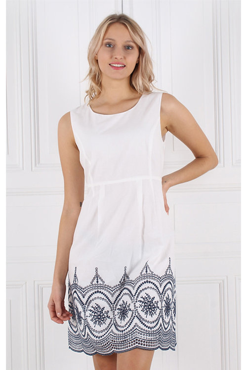 Kleid Alita - ivory von Sorgenfri
