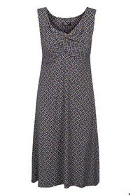 Dress sleeveless von Zilch Farbe : mosaic-black