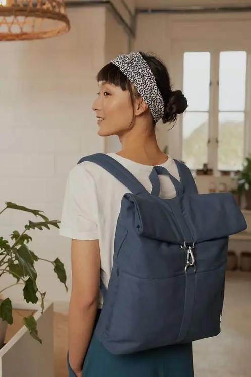 Tasche ,body Bag von Sea Salt in den Farben blau und gelb