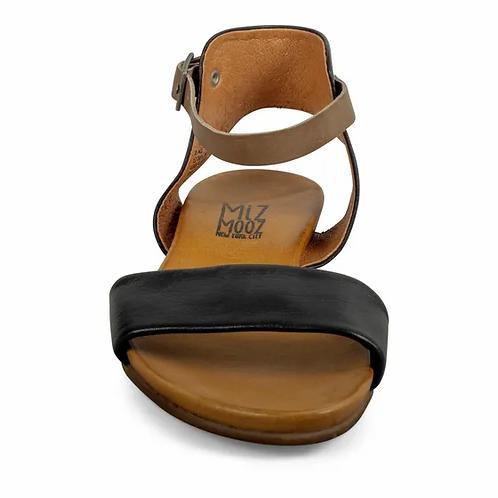 Sandalen Alanis von Miz Mooz Farbe: Schwarz