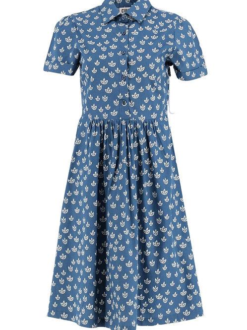 Kleid baby kaktus von Circus Farbe: blau