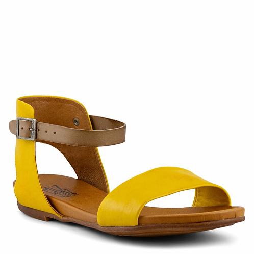 Sandalen Alanis von Miz Mooz Farbe: Yellow