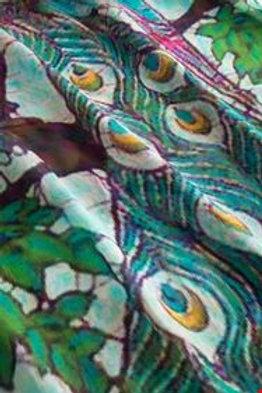 Tuch peacock von Zilch