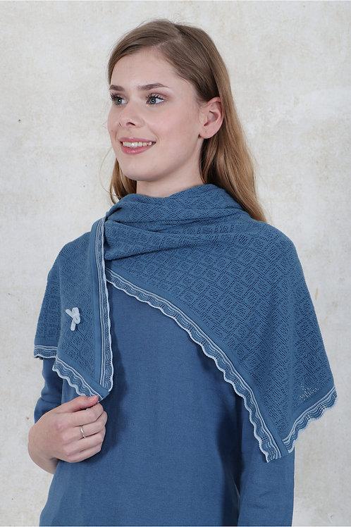 Tuch Lisa von Sorgenfri Farbe: azure