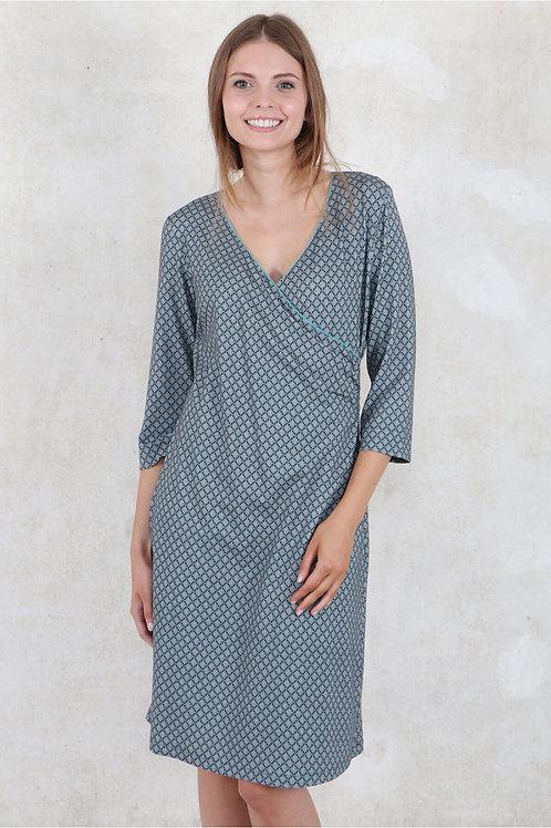 Kleid Taina von Sorgenfri Farbe :Steel
