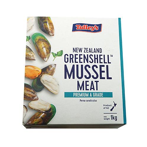 NZ Mussel Meat (Medium & Large)