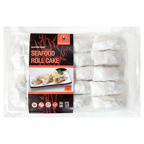 Gluten Free Seafood Roll Cake