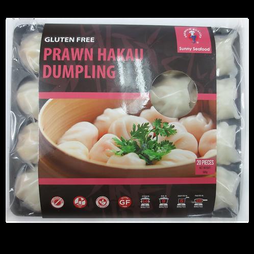 Gluten Free Prawn Hakau Dumpling