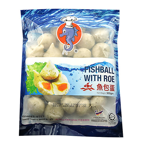 Premium Fish Ball with roe