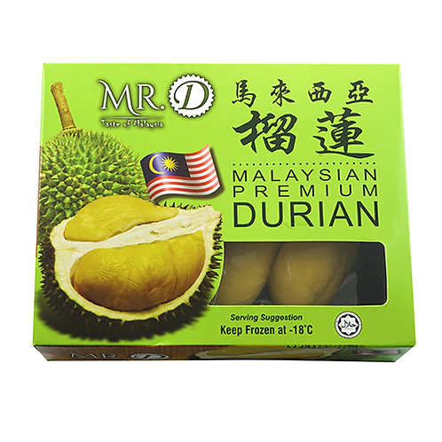 Premium Malaysian Durian Mr. D