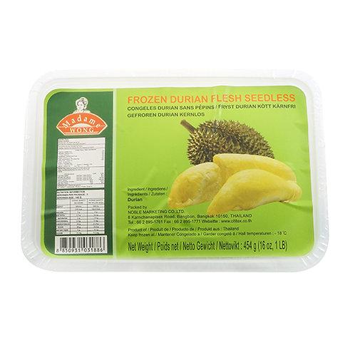 Pip-less Madame Wong Durian