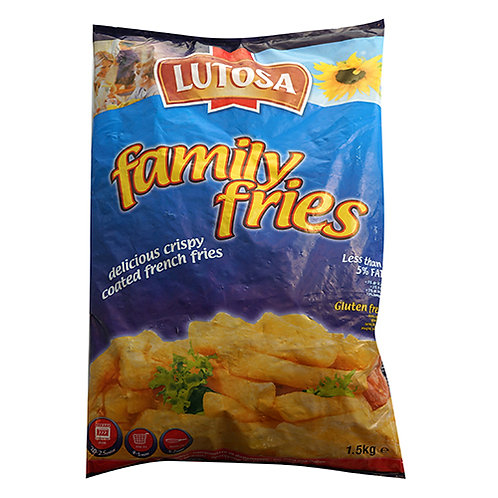 Family Fries (Lutosa)
