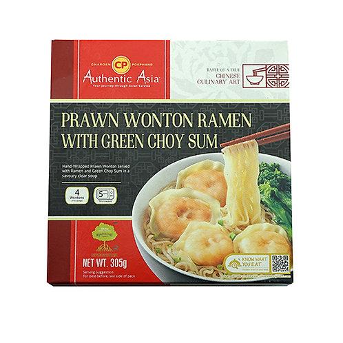 Prawn Wonton Ramen Bowl