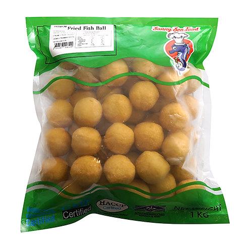 Premium Fried Fish Balls