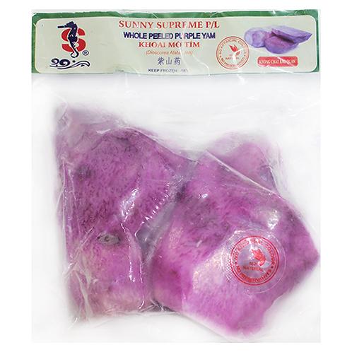 Whole Purple Yam