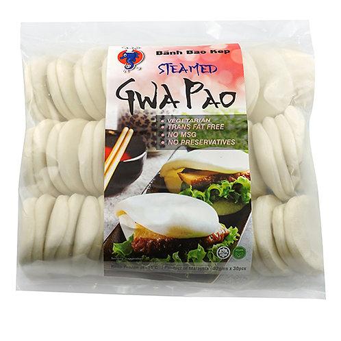 Steamed Gwa Pao Buns