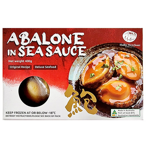 Abalone in Sea Sauce