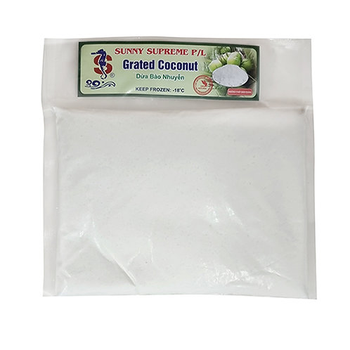 Grated/Minced Young Coconut