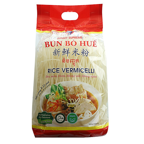 Dry Rice Thick Vermicelli