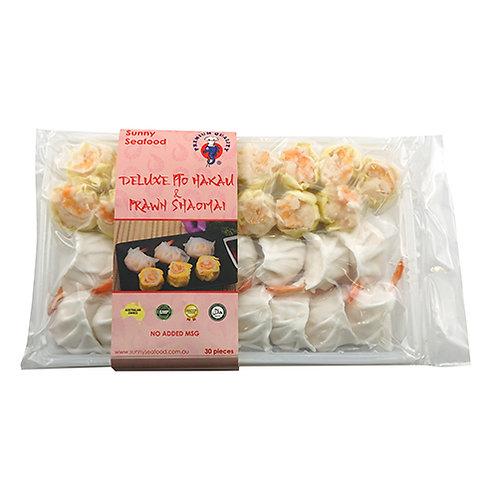 Prawn Dumpling & Shao Mai