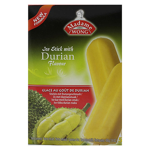 Durian Ice Bar
