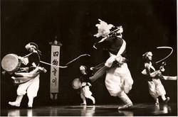 사물놀이 일본공연