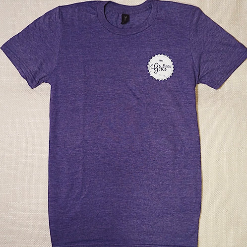 Heather Purple T-Shirt