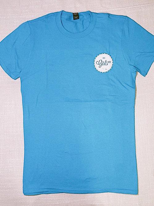 Caribbean Blue T-Shirt