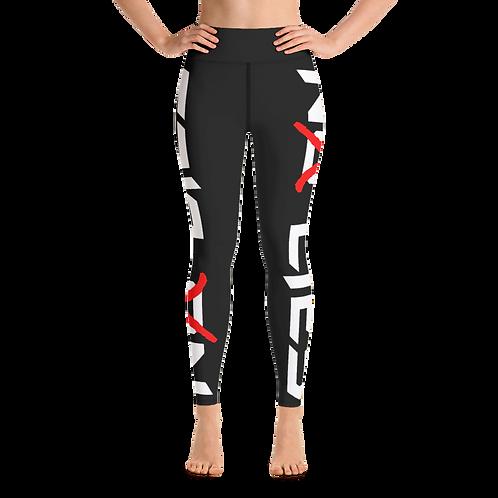 No Lies Black Yoga Leggings
