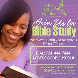 Delta Psi Epsilon Christian Sorority
