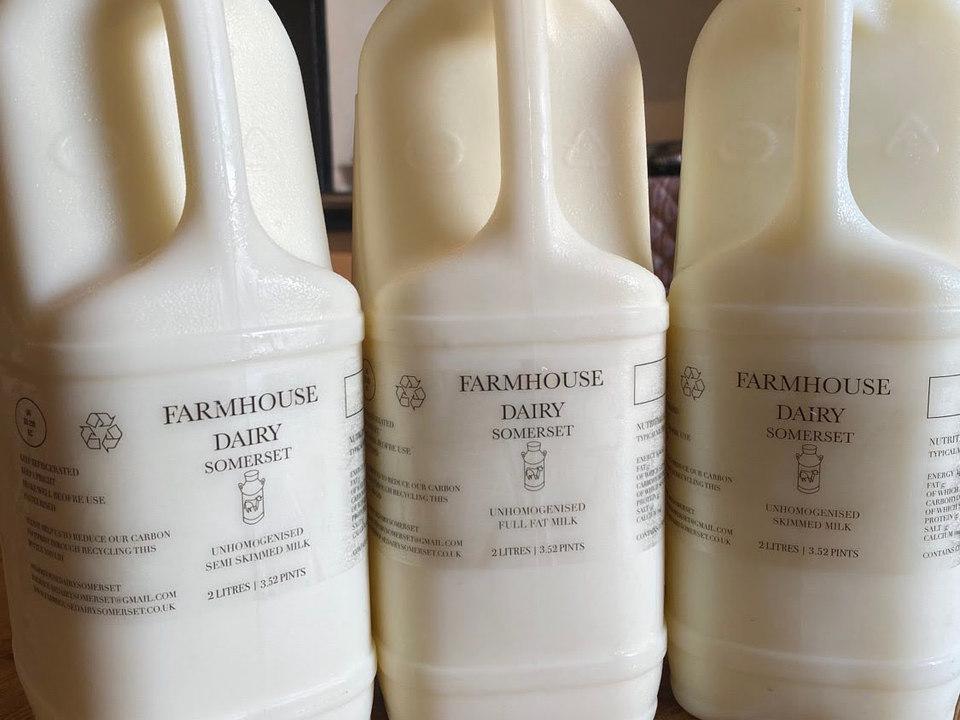 Farmhouse Milk