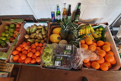 Click & Collect Fruit Boxes