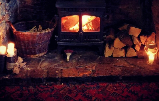 Ring O Bells Hinton Log Fire