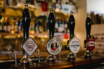 Ring O Bells Real Ale