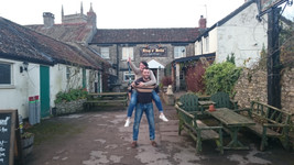 Ian & Jo Ring O Bells Hinton