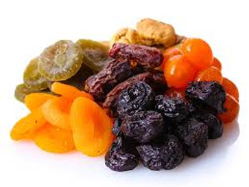 Dried Fruit 100g