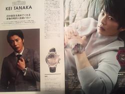 Horlogerie 田中圭さん