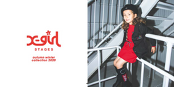 X-girl stages 2020A/W