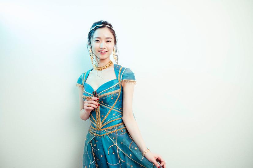 映画「アラジン」ジャスミン吹き替え 木下晴香さん