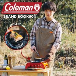 Coleman BRAND BOOK #04 岡山天音さん