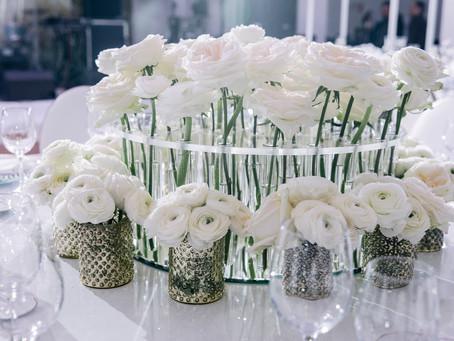 10 Fresh ideas in wedding decor 2020