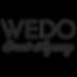 Black logo WEDO.png