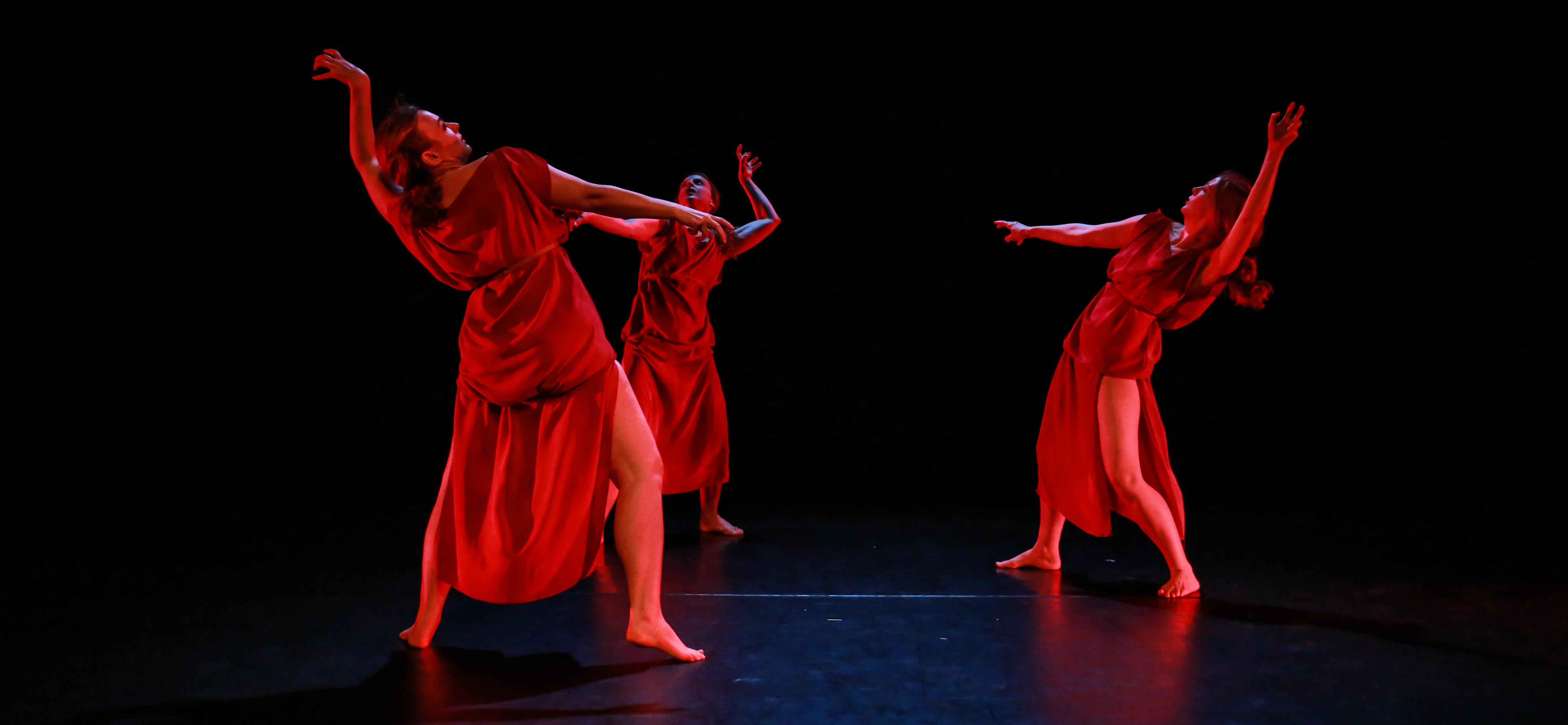 "Isadora Duncan "" Furies"""