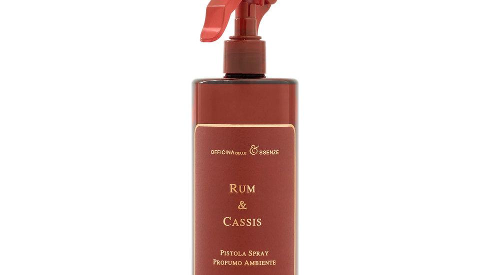 RUM & CASSIS - SPRAY 500 ml